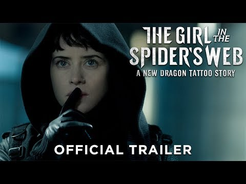 THE GIRL IN THE SPIDER'S WEB - Official Trailer 2