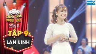Thách thức danh hài 5|Tập 9: Bản sao Minh Hằng khóc mếu máo khi bị Trấn Thành Trường Giang trêu ghẹo