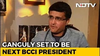 Sourav Ganguly set to be next BCCI chief, Amit Shah's son ..