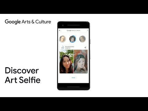 Search art with your selfie: A Google Arts & Culture Experiment