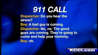 Police: 4-Year-Old's 911 Call Saves Mom's Life