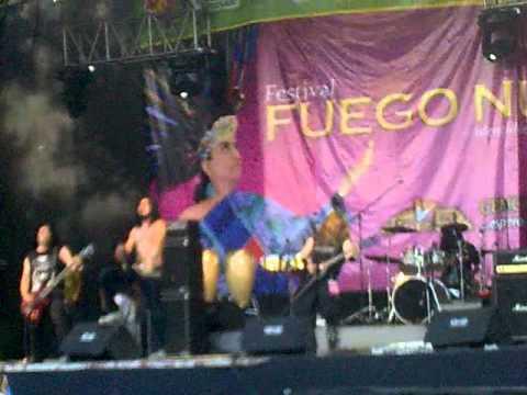 Transmetal  Killers+El Infierno de Dante-Festival Fuego Nuevo
