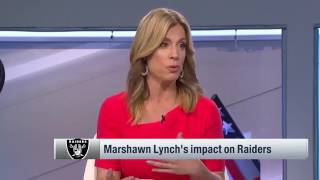 Roundtable What impact will Marshawn Lynch really have on Oakland Raiders