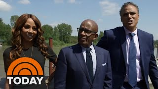 Al Roker Goes Behind The Scenes Of Hallmark Movie Based On His Book! | TODAY