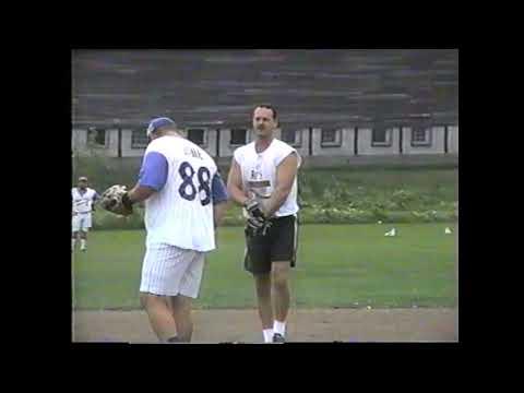 Alburg - RJs Men game one  9-7-03
