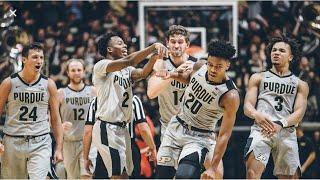 Purdue Basketball Vlog