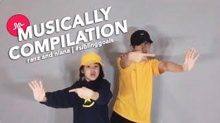 Siblings Musically Compilation | Ranz and Niana (MAY 2017)