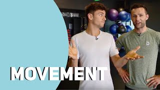 Wake Up Call Workout Ft. Harry Judd *GOAL 1* I Tom Daley