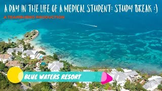A DAY IN THE LIFE OF A MEDICAL STUDENT: Taking a Mini Study Break, Drone Footage