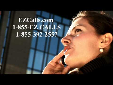 EZCalls.com Rechargeable Prepaid Calling Card