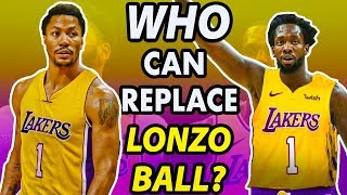 Five Point Guards the Lakers Can Target To Replace Lonzo Ball | 2019 NBA Free Agency