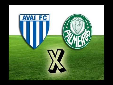 Avaí 2 x 4 Palmeiras - Narração: Alex Müller (Rádio Band News) - Brasileirão '' Série B '' 2013