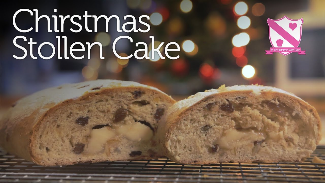 What S In Stollen Cake
