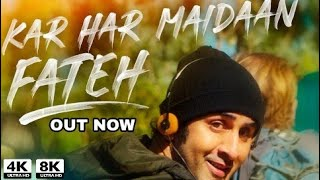 "Sanju New Song "" Kar Har Maidan Fateh"" Out Now, Ranbir Kapoor, Sukhwinder Singh, Shreya Ghoshal"
