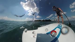 Breaking Through - soft sup racing