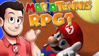 Mario Tennis...RPG? - AntDude