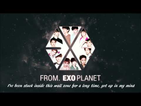 EXO _  Originally by: J Lewis - Eternally Lost _ with Lyrics