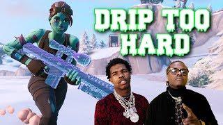 "Fortnite Montage - ""DRIP TOO HARD"" (Lil Baby & Gunna)"