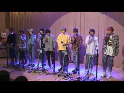 [SBS] 두시탈출컬투쇼,무한적아(無限的我), NCT 127 라이브