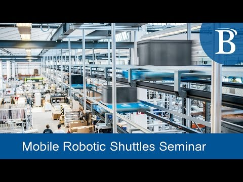 MODEX Seminar: Mobile Robotic Shuttles Extending Beyond the Storage Buffer