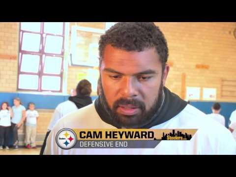 Pittsburgh Steelers 2015 Hometown Huddle