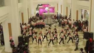 Flashmob Ngày hội Thông tin 2014 - RMIT Việt Nam