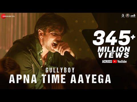 Apna Time Aayega - Gully Boy - Ranveer Singh & Alia Bhatt - DIVINE - Dub Sharma - Zoya Akhtar