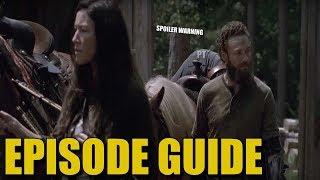 The Walking Dead Season 9 Character Episode Guide - TWD 9B Character Episode Guide & Rumors
