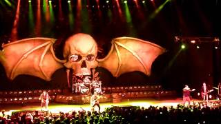 Avenged Sevenfold - Critical Acclaim - Live Mansfield, MA (August 30th, 2011) Uproar Festival