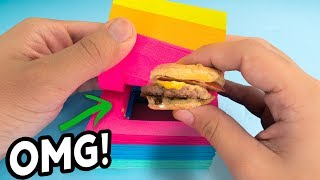 Weird Ways to Sneak Food Into Class! Back to School Hacks & Pranks 2017! Natalies Outlet