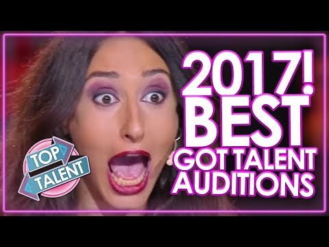 BEST GOT TALENT AUDITIONS 2017! | Top Talent
