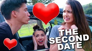 THE SECOND DATE - Merrell Twins