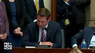 WATCH: Rep. Eric Swalwell's full questioning of Corey Lewandowski | Lewandowski hearing