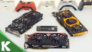 EXP GDC 8.0 eGPU   External Laptop GPU DOCK   Hands On Review