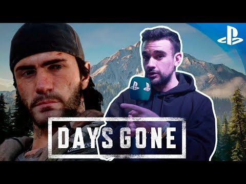 ¡EVENTAZO DAYS GONE! - Primera Review