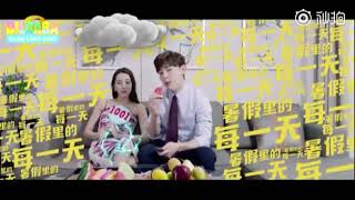 [VIETSUB] Nhiệt Ba và Đặng Luân quảng cáo chương trình chiếu dịp hè của đài Hồ Nam