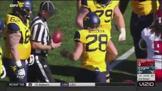 NCAAF 2017 10 14 Texas Tech at West Virginia 720p60