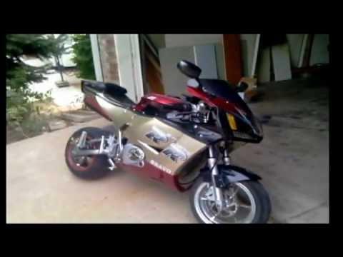X18 Super Pocket Bike Ride Top Speed | VideoMoviles com