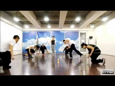 TVXQ - Maximum (dance practice) DVhd