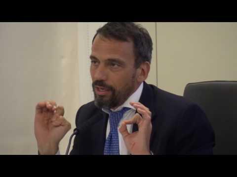 L'avvocato Cardia al convegno 'Trentino: prima analisi sul gioco'