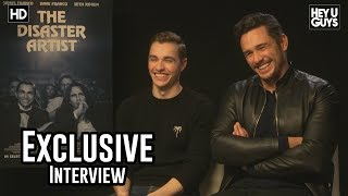 Dave & James Franco | The Disaster Artist Exclusive Interview