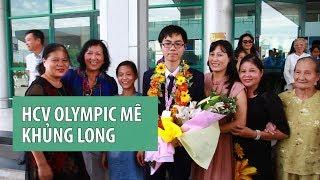 Hot boy Quốc học Huế mê khủng long giành HCV Olympic Sinh học quốc tế