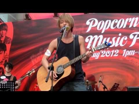 周國賢@PopCorn Pop Music Fest