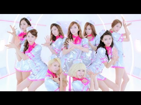 GIRLS` GENERATION 少女時代_FLOWER POWER_Music Video