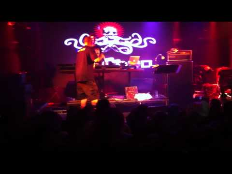 Ноггано - Я на Лене & Дым дал ганжа TEL AVIV CLUB BARBI 15.12.11