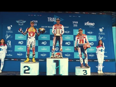 2019 FIM Trial World Championship - La Nucia (SPA)