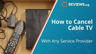 How to Cancel Cable  TV