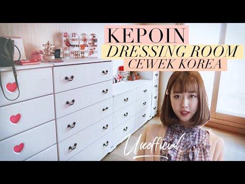 TUR DRESSING & MAKEUP ROOM AKU DI KOREA! (Edisi Apartemen Baru )   Unofficial