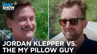 The MyPillow Guy - Jordan Klepper Fingers the Pulse | The Daily Show