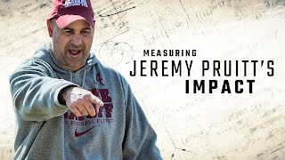 The Numbers Game: Measuring Jeremy Pruitt's Impact